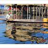 reflets sur le lac Inlé